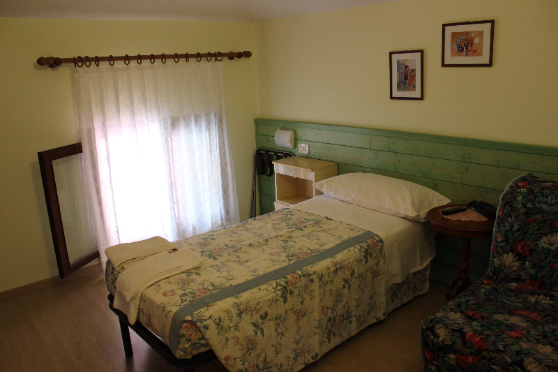 Single bed Attic Room