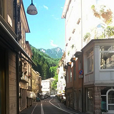 Centro Storico Recoaro Terme Via Lelia
