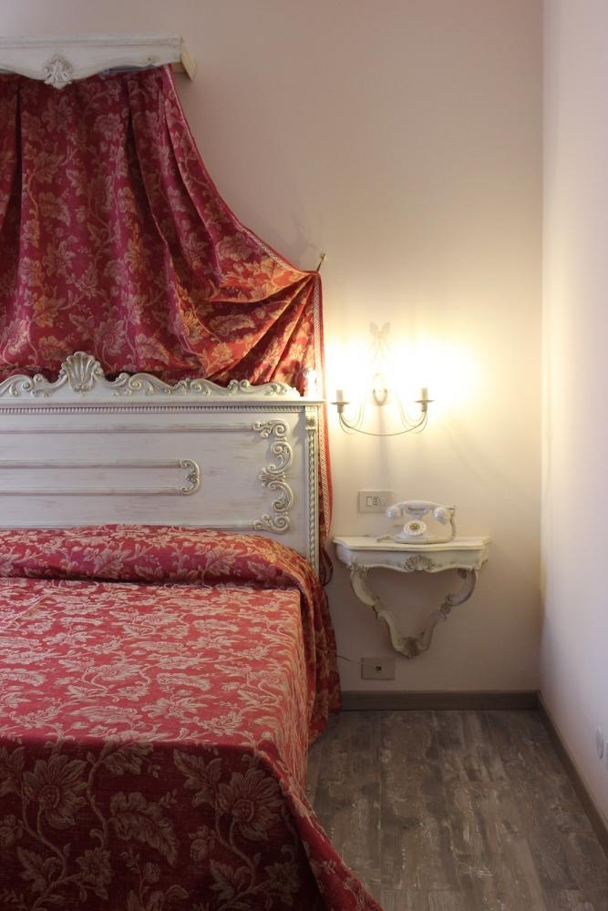 Camera Loggia Hotel Al Castello Recoaro Terme