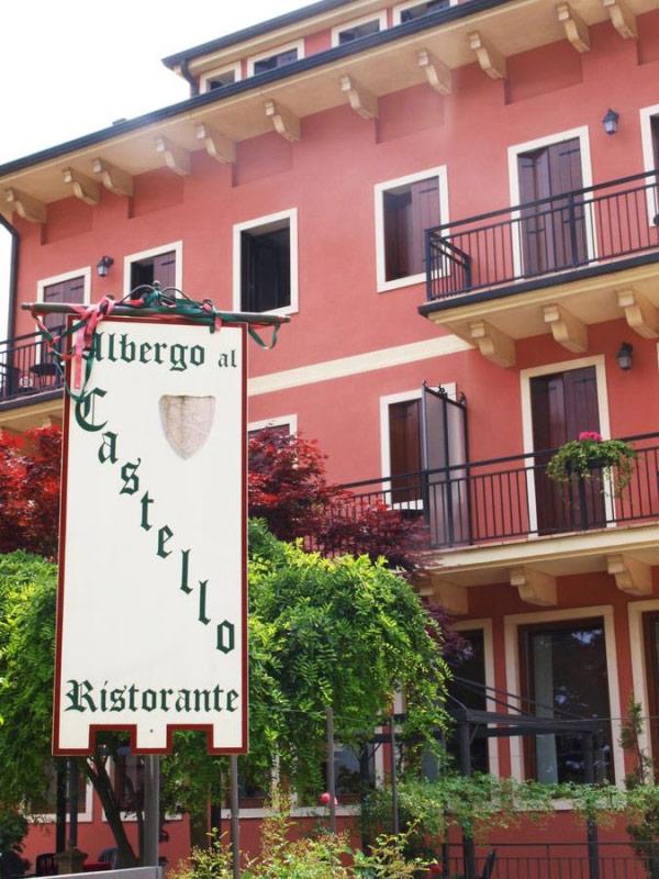 Albergo ristorante Al Castello recoaro Terme