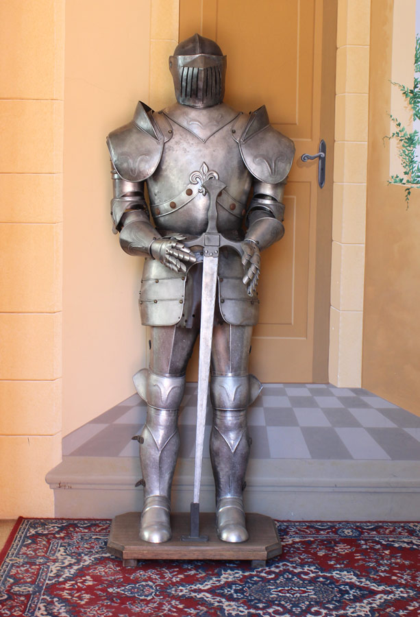 Guardiano albergo Al Castello